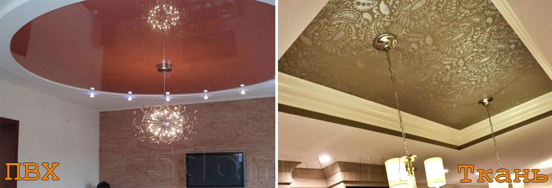 Как мыть натяжные потолки в домашних условиях?