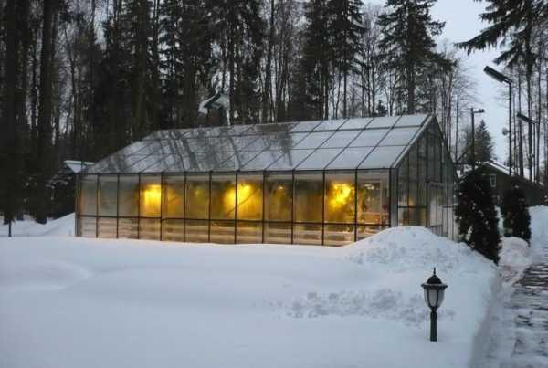 Строим подземную теплицу-термос для круглогодичного садоводства
