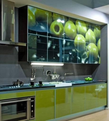 Необычный дизайн кухни: идеи оформления уникального интерьера