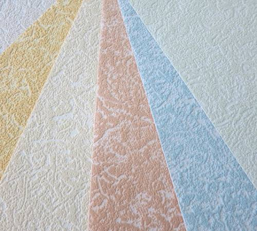 Четыре способа быстро и качественно покрасить виниловые обои