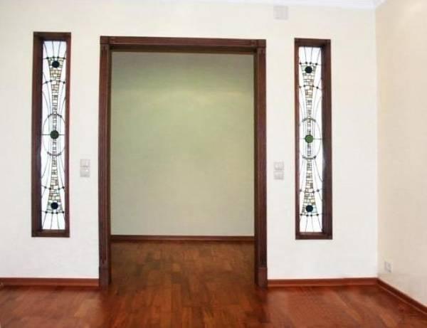 Как отделать дверной проем входной двери, облагораживание откосов своими руками