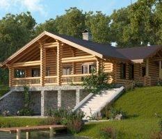 Проекты одноэтажных домов - 120 фото дизайна. обзор лучших вариантов загородных домов