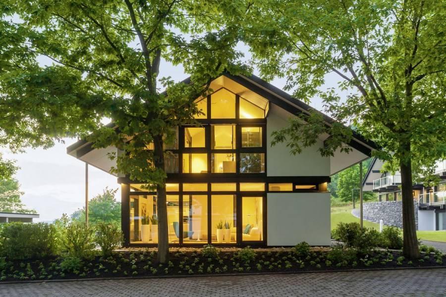 Фахверк что это. дома в стиле фахверк. фото и проекты.