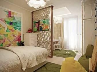 Дизайн гостиной-детской в одной комнате: 3 условия комфорта для ребенка