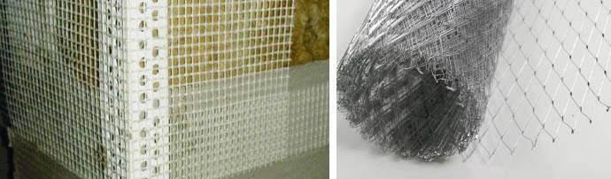 Обзор сеток для стяжки теплого пола