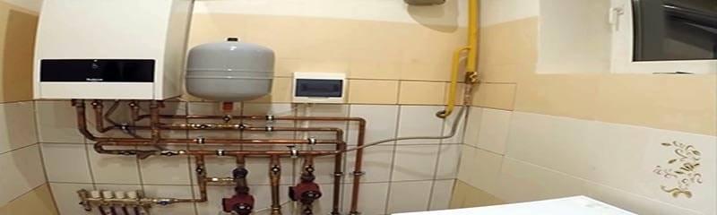Устройство газовой котельной в частном доме – требования, нормативы