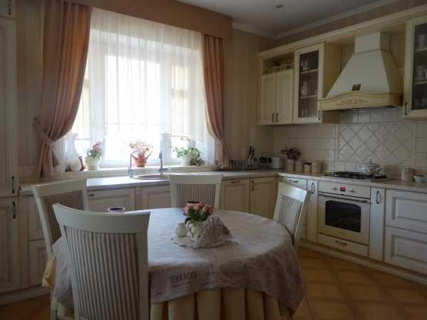 Примеры оформления кухонь в стиле неоклассика