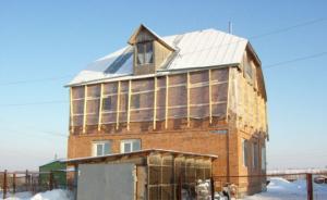 Строительство крыши: технология возведения, инструкция как сделать своими руками, видео и фото