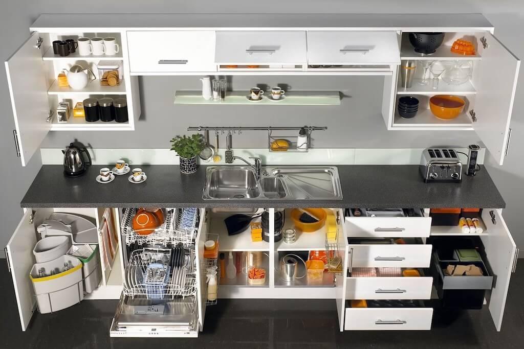 Кухня без ручек— модный тренд или удобное решение? мнение экспертов | realty.tut.by