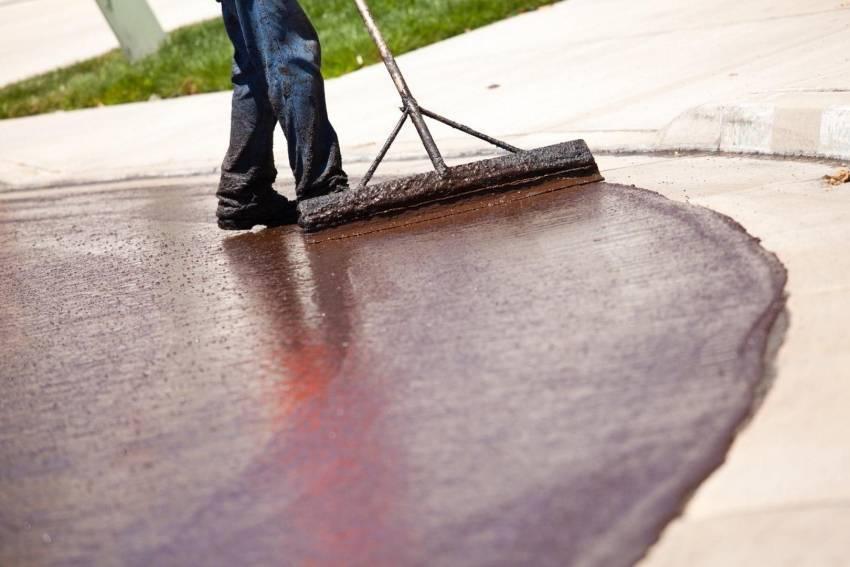 Краска по бетону для пола износостойкая - как выбрать? - школа ремонта
