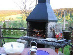 Установка печи-камина для отопления дома, требования к монтажу