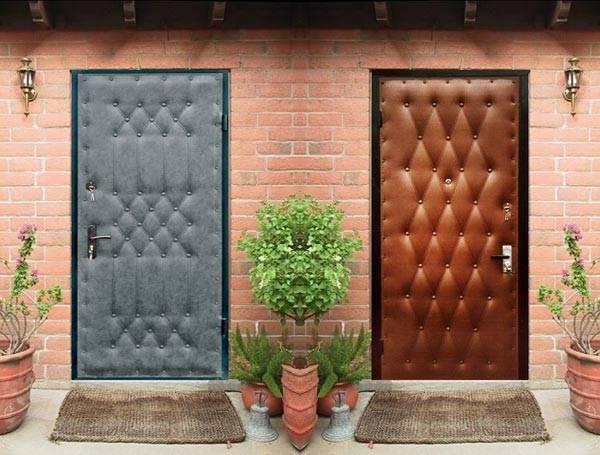 Обшивка входных дверей: от выбора материалов до монтажа