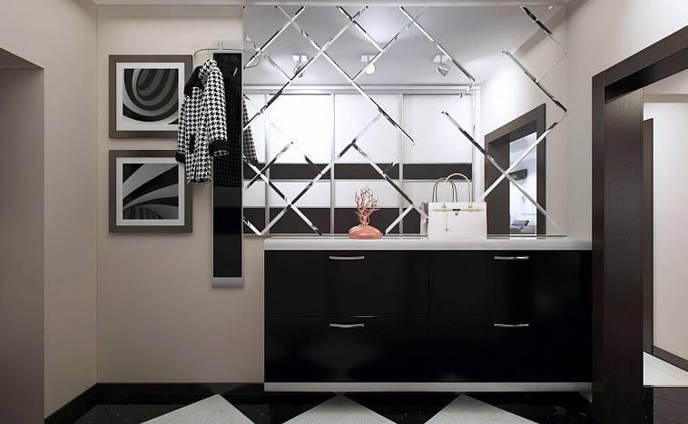 100 лучших идей: зеркало на кухне   интерьер и дизайн на фото
