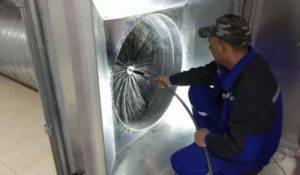 Как происходит дезинфекция воздуховодов систем вентиляции? Инструкция по чистке - Обзор