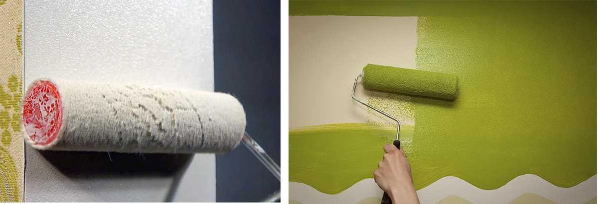 Водоэмульсионные и акриловые краски: отличия составов