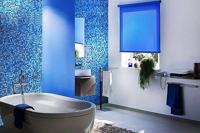 Отделка стен в ванной: 100 фото идей для стильного дизайна 2019