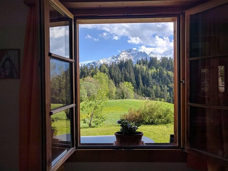 5 советов, как использовать фальш-окно в интерьере + фото