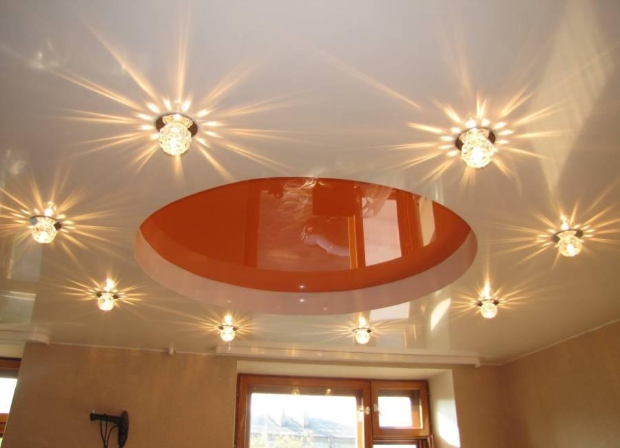 Правила размещения светильников на потолке - как и где следует размещать потолочные светильники (130 фото)