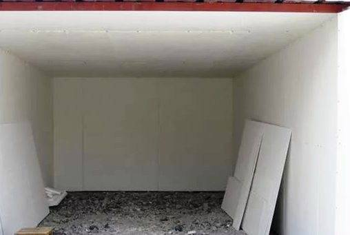 Как утеплить гараж изнутри: дешево и своими руками