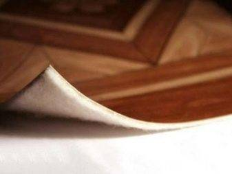 Технические характеристики линолеума - класс, толщина, ширина