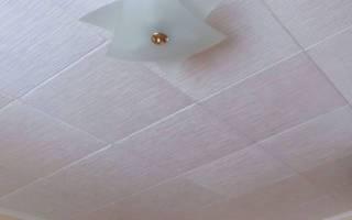 Бесшовные потолки из пенопласта - особенности и порядок монтажа