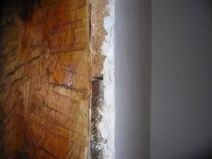 Оштукатуривание деревянного дома: чем, как и для чего