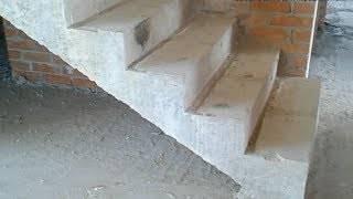Армирование бетонной лестницы своими руками: чертежи, схема, правила и пошаговое руководство + фото
