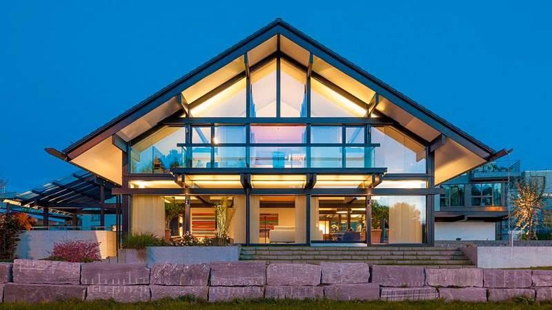Что такое фахверковый дом?