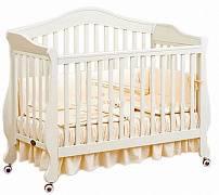 Обзор 20 лучших моделей детских кроваток для новорожденных — выбор родителей