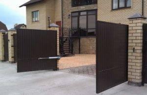 Автоматические секционные ворота: особенности автоматики гаражных ворот doorhan и nice, инструкция по использованию