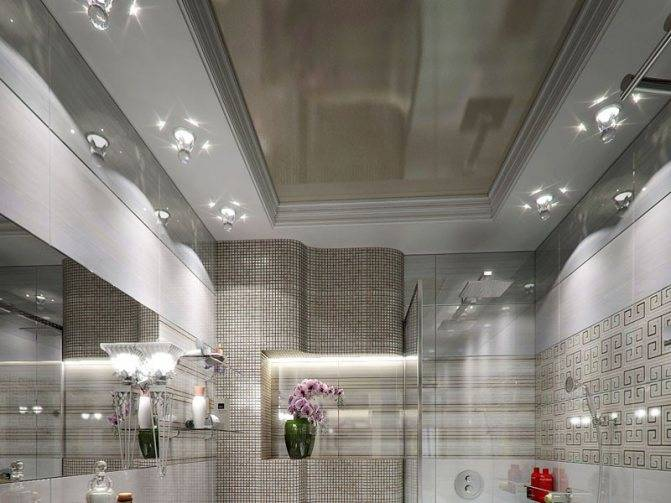 Резные натяжные потолки: виды по конструкции и фактуре, цвет, дизайн, подсветка