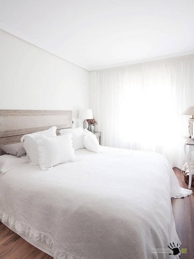 """Спальня в стиле """"шебби-шик"""""""