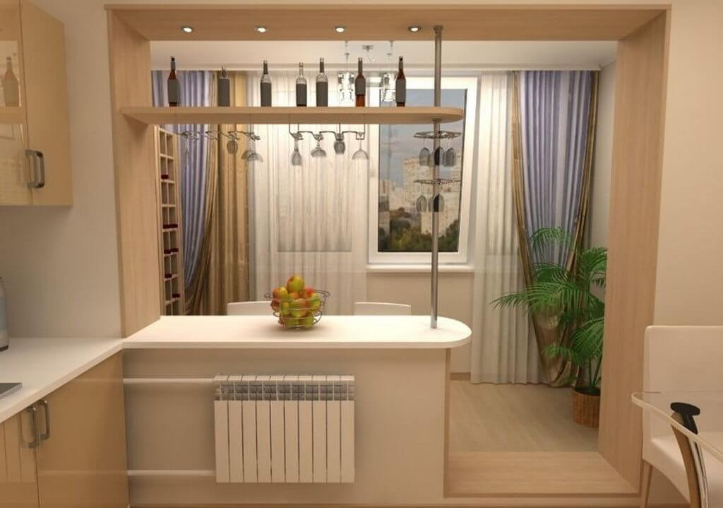 Пошаговое обустройство комнаты на балконе или лоджии