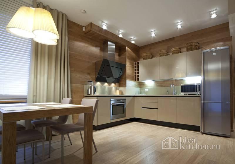Как правильно выполнить кухню в стиле минимализм: 7 отличительных особенностей