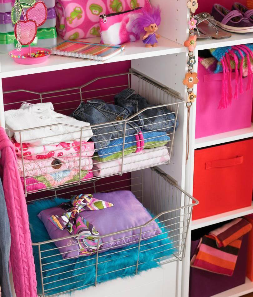 Порядок в детской комнате — 50 классных идей + примеры