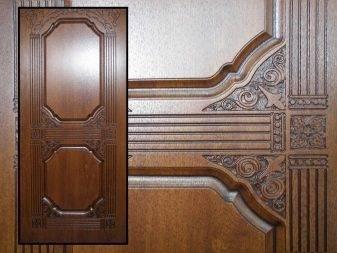 Обшивка дверей панелями мдф: варианты отделки и облицовки изнутри, виды обивки, как правильно обшить
