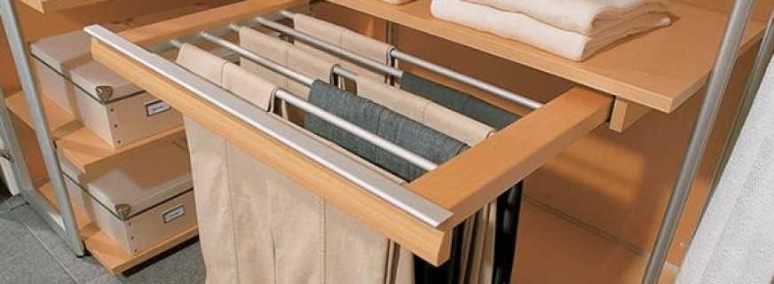 Стандартные и оптимальные размеры шкафов-купе: глубина, длина, высота