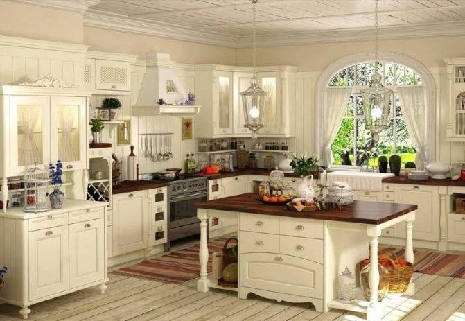 Кухни под старину: фото деревянных кухонь, из массива сосны, своими руками, дизайн мебели, сделанный интерьер, фасады, белая, видео – блог про кухни: все о кухне – kuhnyamy.ru