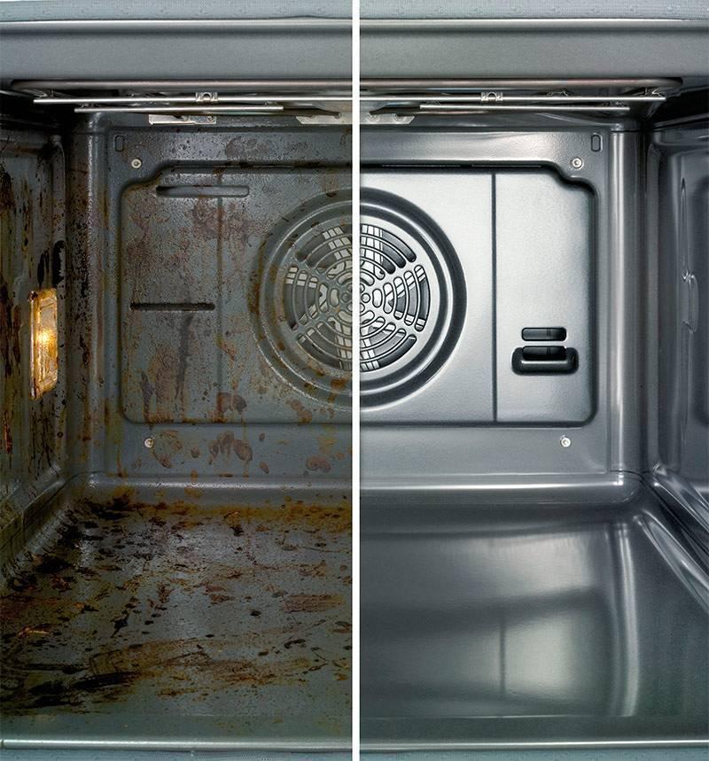 Типы очистки духовых шкафов электрических — что лучше?