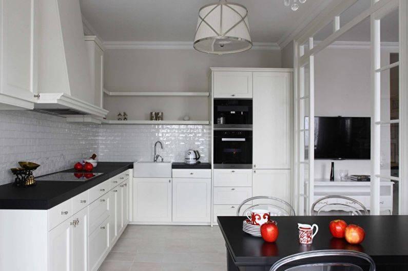 Кухня-гостиная в светлых тонах (40 фото): дизайн интерьера совмещенных комнат в белом и пастельных цветах с гарнитуром. примеры в современном и классическом стилях