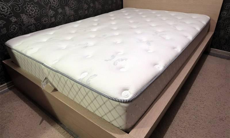 Евро кровать размеры: длина и ширина двуспальной и односпальной кровати в сантиметрах