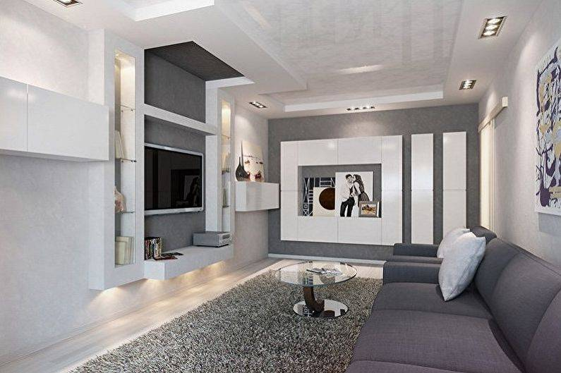 Кухня в стиле хай-тек: практичность и рациональность, фото интерьеров, особенности современного дизайна в квартире, как оформить белую, маленькую или угловую?