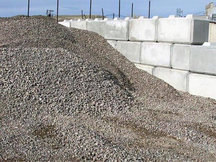 Песчано-гравийная смесь — особенности и сфера применения