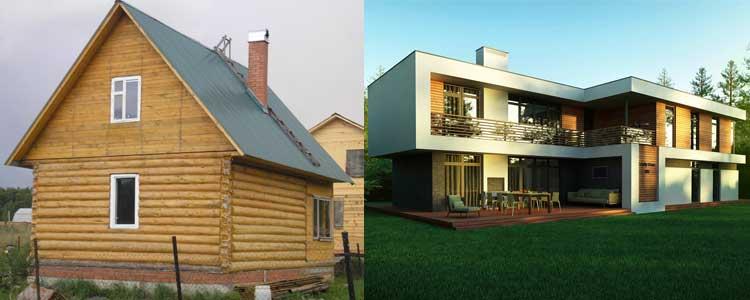 Крыша каркасного дома своими руками ⋆ domastroika.com