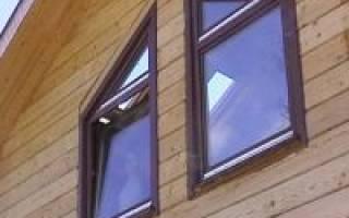 Изготовление замазки для деревянных окон в домашних условиях