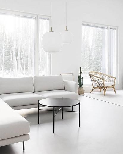 Гостиная в скандинавском стиле: особенности интерьера, как подобрать мебель, как выбрать декор, как грамотно оформить кухню и спальню, примеры дизайна на фото