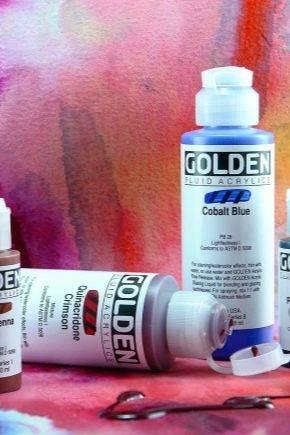 Акриловые краски для рисования: разновидности художественных красок и преимущества акрила | в мире краски
