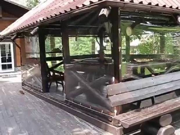 Гибкие окна - что это такое, мягкое и жидкое остекление на веранду своими руками, рулонные из пвх для беседок и террас