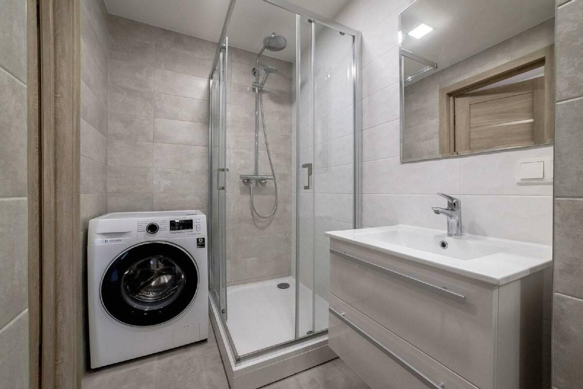 Каким должен быть дизайн ванной комнаты площадью 3 кв. м.