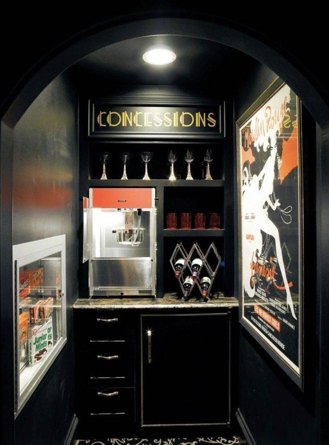 Бар для алкоголя домашний: варианты расположения и фото идеи мини баров для дома